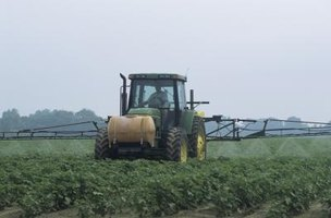 Pesticides improve agricultural productivity, but you don't want them in your drinking water.