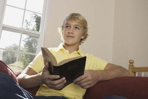 Christian teens need the Bible for guidance.