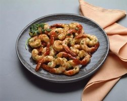 Sauteed shrimp is a fast and delicious main dish or appetizer.