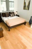 Wood floors can complement or contrast with one another.