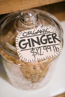 As needed, the sugar can be rinsed from crystallized ginger.