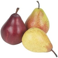 The real issue with mature pears is storing them correctly.