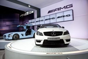 AMG Mercedes-Benz models are finely tuned performance vehicles.