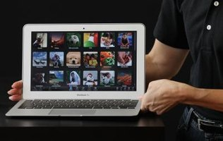 Shared network users can be locked out of an iPhoto library when it's password-protected.