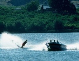 A severe overheating condition in an inboard-outboard engine can seize the engine in a matter of minutes.