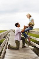 Take the time to put some thought into your marriage proposal, so you'll both remember it for the rest of your lives.