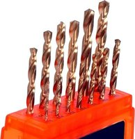 Drill bits for cutting steel need to carefully chosen