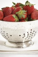 Strawberries produce the highest yields when planted in full sun.