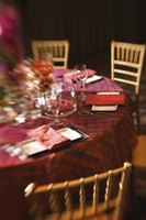 There are a variety of themes that can be used for a banquet.