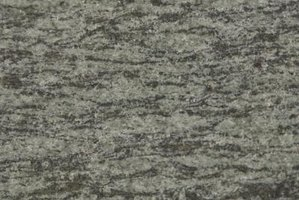 Granite is a good alternative to Carrara marble.