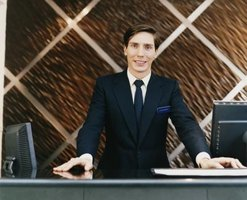 A guest services manager plays a key role in the hospitality business.