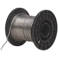Solder is used to seal the pipe/coupling joint.