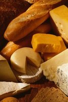 Some hard cheeses are pasteurized, but many are not because they are aged.