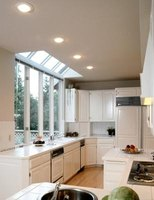 Replacing recessed can lights can increase the function of your home's lighting.