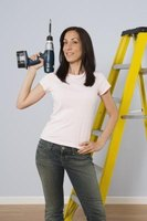 A good cordless drill will handle most types of DIY boring.