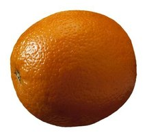 Navel oranges tend to be sweet and have an easy-to-peel exterior.