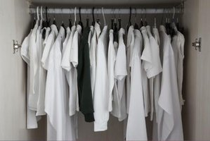 A dehumidifer is usually the most effective way to get rid of humidity in a closet.
