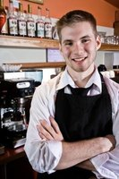If you enjoy coffee and working with the public, consider becoming a barista.