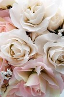 Wedding bouquet etiquette largely varies depending on the finances of those involved.