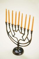 Hanukkah, the Jewish Festival of Lights, sometimes begins in November.