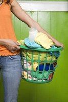 Add essential oils to unscented laundry detergent for a custom mix.