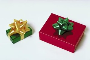 What's in the box is only one question that you must answer when having a gift exchange.