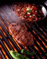 Grilled foods typically have more flavor than broiled ones.