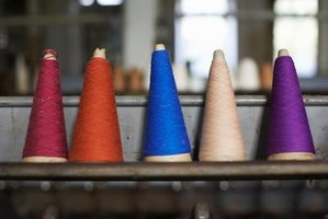 Cone thread stands are convenient for many sewing project.