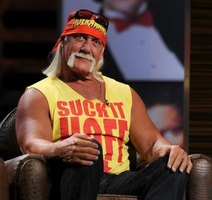 Hulk Hogan, WWE superstar.