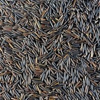 Wild rice has a nutty taste that complements the flavor of many recipes.