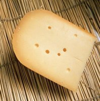 Gouda is a pasteurized cheese from the Netherlands.