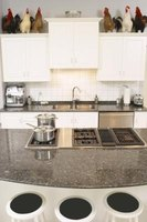 Granite countertops can add beauty and functionality to your kitchen.
