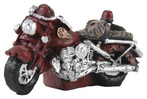 The size of a motorcycle's engine has a direct impact on insurance costs.