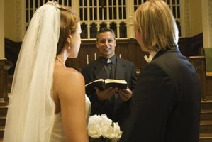 Tip your officiant if you'd like.