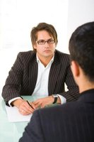 Create an outline of interview questions for organization.