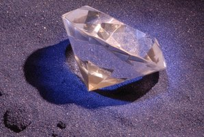 Typically, the bigger the diamond is, the bigger the carat size.