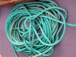 You need about 56 feet of nylon cord for a full-sized bullwhip.