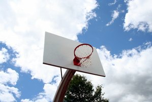 How to Build a Basketball Hoop Out of Wood