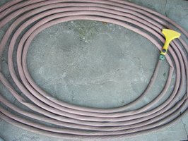 Learn how to repair an air hose, and you'll avoid spending money on new ones.
