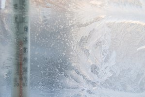 Keep the heat in and cold out this winter by insulating your windows.
