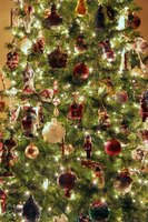 "A ""Toyland"" Christmas tree theme inspires a child-like Christmas spirit in everyone."