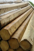 Weather-treated lumber should be used in outdoor projects.