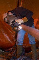Welders in the state of Texas need certification to work on construction projects.