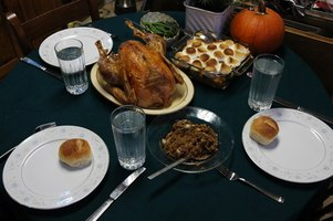 Enjoy a Thanksgiving dinner at a historic location in New Jersey.