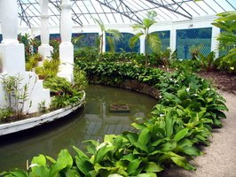 Greenhouse coverings must transmit light yet be strong and durable.