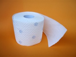 Fold paper towels in different styles for different ocassions.