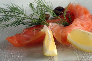 Try salmon in cakes, seared steaks or smoked on bagels with cream cheese.