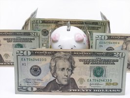 An IRA offers significant advantages over a savings account or piggy bank.