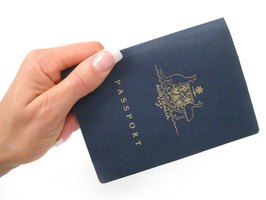 Have your passport ready.