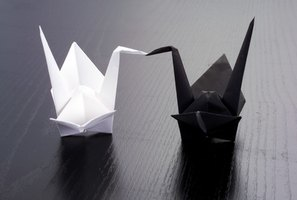 Origami is a cheap and fun way to entertain kids and encourage creativity.